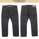 38 inches of DENIM&SUPPLYRALPH LAUREN jeans denim & supply Ralph Lauren jeans indigo blue denim slim fitting SLIM5 pocket men 02P30Aug14