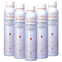 Avene ★ ★ アベンヌウォーター (300 ml) x 5 book set fs3gm