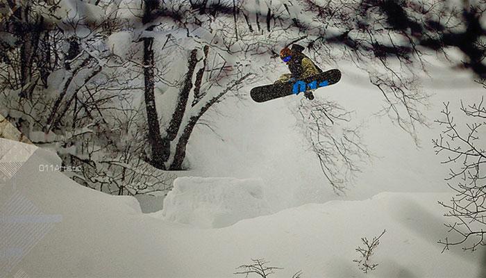 ゼロワンワン(011Artistic)スノーボード