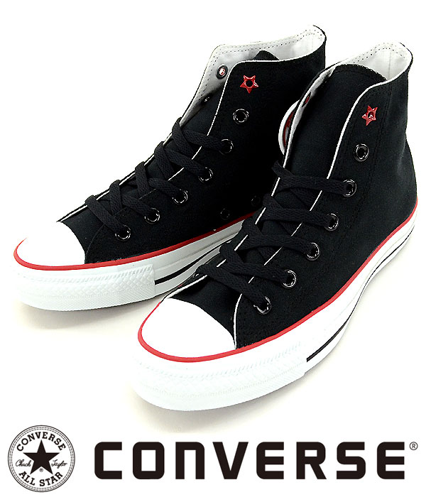 ����С��� �����륹���� �ݥåץ� �ϥ� ��ǥ��������塼�� CONVERSE ALL STAR POPS HI 1C318