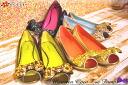 COCUE ( Cocu ) Ribbon bijoux peep toe pumps Morin (Shoes / Sneakers / 28018 ) / women's / flat shoes / CCU バレエシューズ / ペタンコソール / gold / Black / Black / Rakuten