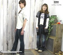 Domingo DMG(D.M.G) distressed 12 オンスストレッチデニムフレアーパンツ (jeans) 13-479 c-29 - 3 and sale /SALE / / women's / Rakuten
