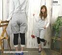 Domingo DMG(D.M.G) ヒッコリーコードレーンオーバーオールサロペット short pants / women's / Rakuten