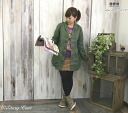Domingo DMG(D.M.G) コットンウェザーミリタリー half-court ( jacket 18-403 X ) / women's / Rakuten