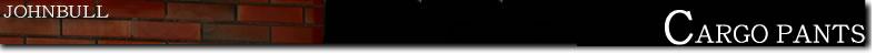 JOHNBULL(ジョンブル)コードピケストレッチアシンメトリースタイルカラーカーゴパンツ
