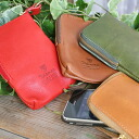 TIDEWAY ( Tideway ) クランプルレザー multi case (this leather) (purse) (camelCase) (coin) and Rakuten