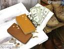 TIDEWAY ( Tideway ) クランプルシボレザーハンド embroidery ロングタイプジップレザーウォレット (genuine leather wallet, wallet) (63-0933, 63-0934) / / Rakuten