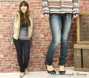 WESTWOOD OUTFITTERS (waist Wood outfitters) stretch 5P tight straight jeans (denim Kinney) 1138001/ sale /SALE// Rakuten /10P20Dec13