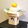 三宝 正月 鏡餅
