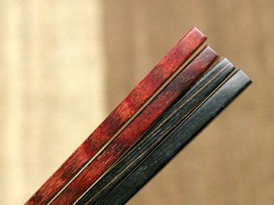 箸花火赤黒