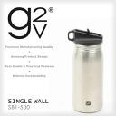 G2V SINGLE WALL シングルウォール フリックリッド (500 ml) SB1-500