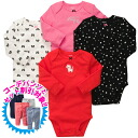 Four pieces of ribbon & patterned stars cat long sleeves body suit sets for children of the Carter's (Carter's) woman, baby gift, red, black, white, pink rompers, dark blue butterfly, cotton underwear, cat, cat handle of underwear body suit