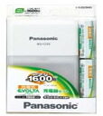 ◆ ◆ Panasonic Panasonic ◆ ◆ 4 AA NiMH batteries with rapid charging instrument set K-KJQ02M40V