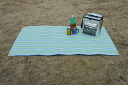S leisure mat folding type vacationers and other athletic mats / leisure mat width 1 m (1.7 m in length) (U-P623)