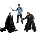 1 three kinds of treasure series ★ action-figure sets of Harry Potter and the death