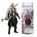 US Edition Assassin's creed 3 series 2 action figure-Connor