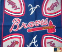 Wholesale! Bandana MLB Atlanta Braves
