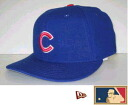"""7 MLB new era cap """"Chicago Cubs"""" 3/8"""