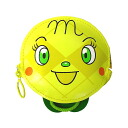 Anpanman ★ coin case (melon bun man)