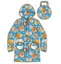 Then ★ anpanman (child service, kids use) raincoat ★ blue, blue Bandai with the ★ storing handbag latest in national postage 1,202,014 yen year