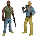 Dirty Bastard A team 12-inch talking action figure set of 2