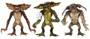 US Edition NECA グレムリンズ series 2 action figures set of 3