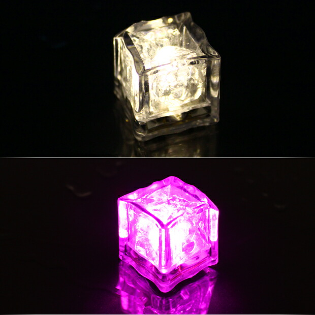 LEDキューブ 感知型 全ての色2