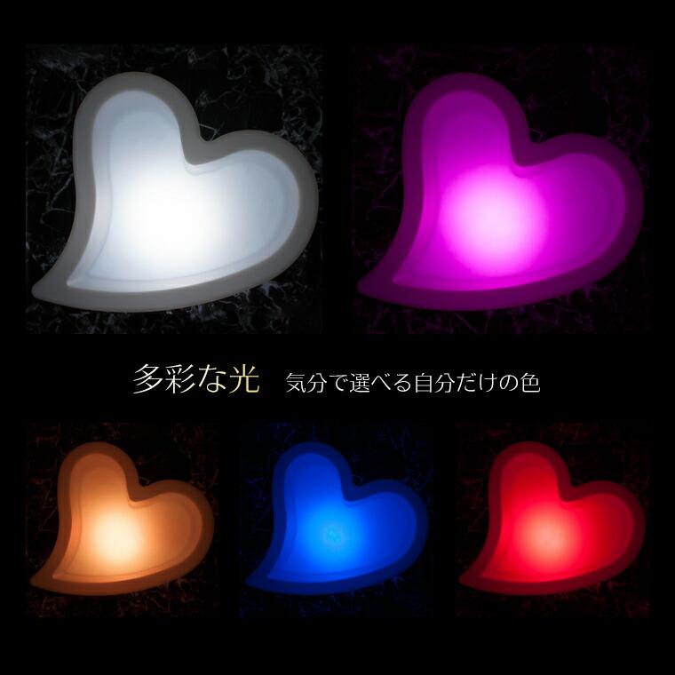 16色のカラーバリエーション。グラデーション点灯も4パターンあります。