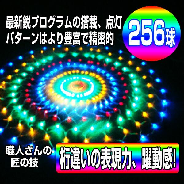 LED ネットライト プラス(円形型)knt010