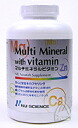 Multi vitamins and minerals ( 450 mg x 180 capsules)