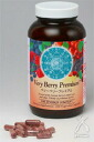 Synergy company premium Berry capsules ( 360 grain / ) organic / juices and enzymes and supplements