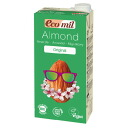 ( エコミル ) milk EcoMil almond milk (brick) 1000 ml