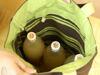 りんごジュース1L(瓶入り)×3本入ってもだいじょーぶ!