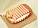 Solid copper hot water bottle (yutanpo) VAT included!