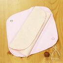Cloth napkins-kindness-star type Combi