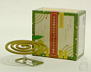 Kaeru Series Natural Mosquito Coil 3 packs of 30 coils (without gift packaging)