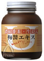 260 g of concentration Japanese tea of ordinary quality, ginger case sweetened ume paste extract