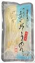 180 g of オーサワ Sanuki spreading by hand somen half life