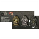 1015 release the ナイトメアー biforehand Christmas PM die-casting clock anniversary editions (three kinds of sets)