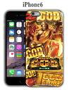 밀리언 하나님의 하나님의 영광 iPhone6 케이스 2 종 세트 GOD 휴대 커버 2015-4-7 출시