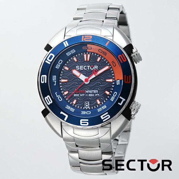 E mix rakuten global market sector sector diver 39 s watch - Sector dive master ...
