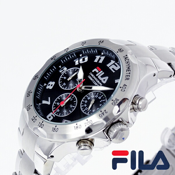 E mix rakuten global market fila fila mens analog watches mens watch fa0795 31 for Fila watches