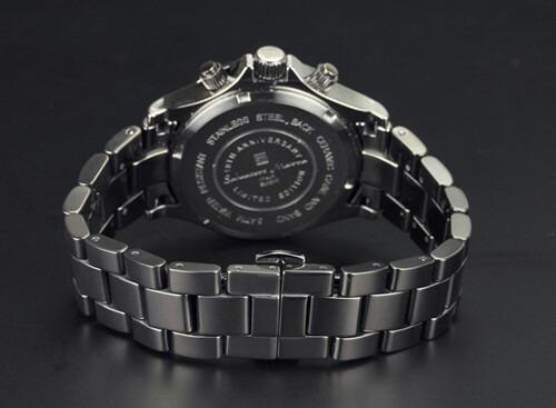 腕時計 メンズ クロノグラフ 腕時計 サルバトーレマーラ SalvatoreMarra 10周年記念モデル腕時計sm12117-gy