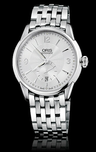 ORIS/オリスカルチャーOrisArtelierスモールセコンドデイト2375824071-0782173