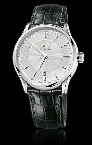 ORIS/オリスカルチャーOrisArtelierデイト3375914091-0752171FC
