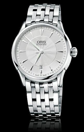 ORIS/オリスカルチャーOrisArtelierデイト3375914091-0782173