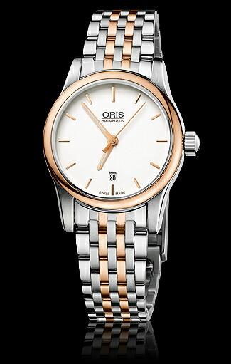 ORIS/オリスカルチャーOrisClassicデイト6176504351-0781463