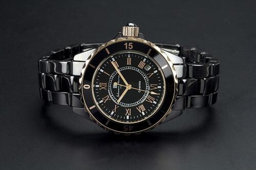 腕時計メンズ人気ブランド Salvatore Marra sm13110-pgbkr