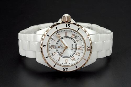 腕時計メンズ人気ブランド Salvatore Marra sm13110-pgwhr