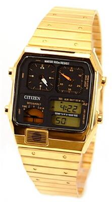 citizen ana digi temp watch instruction manual